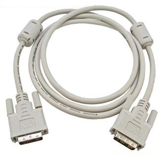 DVI CABLE 18+1 to 18+1 1.8m